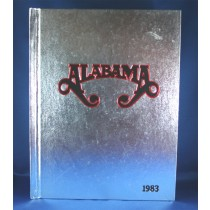 "Alabama - book ""1983 Yearbook"""