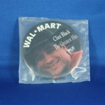 Clint Black - promo pin