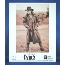 Billy Ray Cyrus - autographed 8x10 color photo