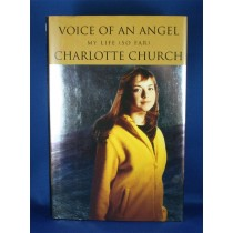 "Charlotte Church - book: ""Voice of An Angel My Life (So Far)"""