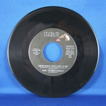 """Earl Thomas Conley - 45 LP """"Bring Back Your Love To Me"""" & """"Chance Of Lovin' You"""""""