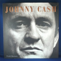 "Johnny Cash - book ""Johnny Cash"" by Frank Moriarty"