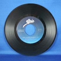 "Charlie Daniels - 45 LP ""Long Haired Country Boy"" & ""Sweet Louisiana"""