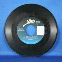 "Joe Diffie - 45 LP ""Home"" & ""Liquid Heartache"""