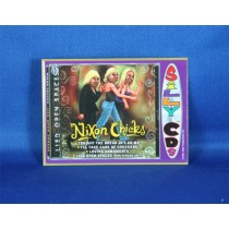 Dixie Chicks - Silly Cd's trading card #23