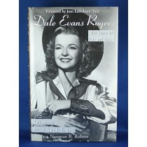 """Dale Evans - book """"Dale Evans Rogers Her Story of Life and Love"""""""