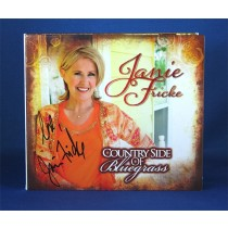 "FFF Charities - Janie Frickie - CD ""Country Side of Bluegrass"" #1"