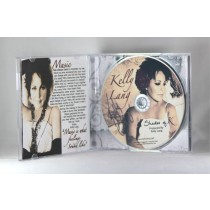 "FFF Charities - Kelly Lang - autographed CD ""Shades of K"""