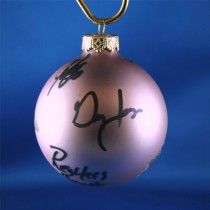 FFF Charities - Restless Heart - Lavendar Christmas ornament #9