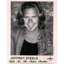 FFF Charities - Jeffery Steele - black & white photo