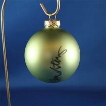 FFF Charities - Dr. Ralph Stanley & Ralph II - green Christmas ornament #5
