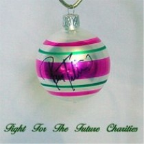 FFF Charities - Pam Tillis - Bradford ornament #1