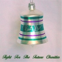 FFF Charities - Pam Tillis - Bradford bell ornament #3