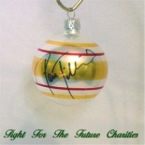 FFF Charities - Pam Tillis - Bradford ornament #4