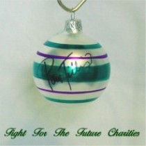FFF Charities - Pam Tillis - Bradford ornament #5