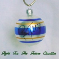 FFF Charities - Pam Tillis - Bradford ornament #7
