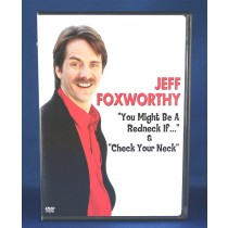 "Jeff Foxworthy - DVD ""You Might Be A Redneck If..."" & ""Check Your Neck"" PV"