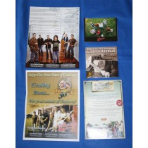 "Grascals - fan pack with CD ""A Tribute To The Music of The Andy Griffith Show"""