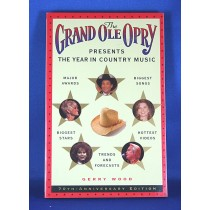 "Grand Ole Opry - book ""The Grand Ole Opry Presents The Year In Country Music - 1995"" by Gerry Wood"
