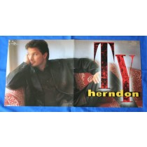 "Ty Herndon - promo locker flat ""Big Hopes"""