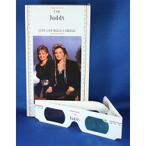 "Judds - VHS ""Love Can Build A Bridge"""