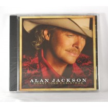 "Alan Jackson - CD ""Honky Tonk Christmas"""