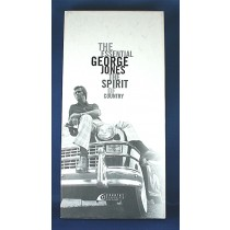 "George Jones - box set ""The Essential George Jones The Spirit of Country"""