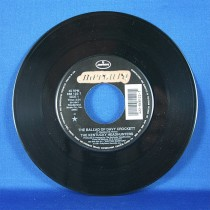 "Kentucky Headhunters - 45 LP ""The Ballad of Davy Crockett"" & ""Smooth"""
