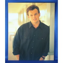Sammy Kershaw - 8x10 color photograph black shirt