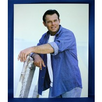 Sammy Kershaw - 8x10 color photograph jean shirt