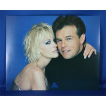 Sammy Kershaw - 8x10 color photo with Lorrie Morgan