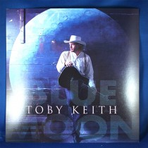 """Toby Keith - promo flat """"Blue Moon"""""""