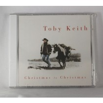 """Toby Keith - CD """"Christmas To Christmas"""""""