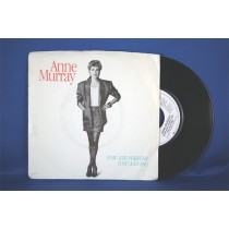 "Anne Murray - 45 LP ""Now And Forever (You And Me)"""