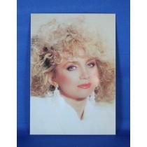 Barbara Mandrell - 5x7 white sweater