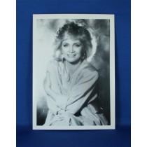 Barbara Mandrell - 5x7 wrinkle dress