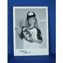 Barbara Mandrell - 5x7 celebrity softball classic