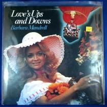 """Barbara Mandrell - LP """"Love's Ups and Downs"""""""