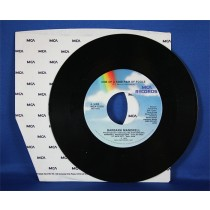 """Barbara Mandrell - 45 LP """"As Well As Can Be Expected"""" & """"One of A Kind Pair of Fools"""""""