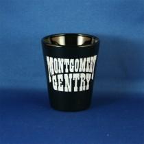 Montgomery Gentry - shot glass