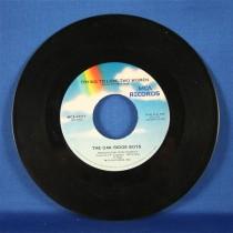 """Oak Ridge Boys - 45 LP """"Trying To Love Two Women"""" & """"Hold On Til Sunday"""""""