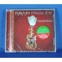 "Brad Paisley - CD ""Christmas"""