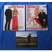 Brad Paisley - CMA promo lot