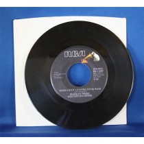 "Charley Pride - 45 LP ""I Can See The Lovin' In Your Eyes"" & ""When I Stop Leaving (I'll Be Gone)"""