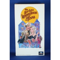 "Dolly Parton - VHS ""The Best Little Whorehouse In Texas"""