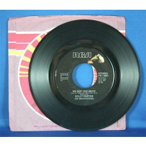 "Dolly Parton - 45 LP ""We Got Too Much"" & ""Don't Call It Love"""