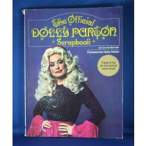"Dolly Parton - book ""The Offical Dolly Parton Scrapbook"" by Connie Berman"