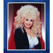 Dolly Parton - 8x10 color photograph