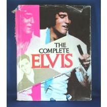 """Elvis Presley - book """"The Complete Elvis"""""""