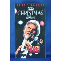 "Kenny Rogers - VHS ""The Christmas Show"""